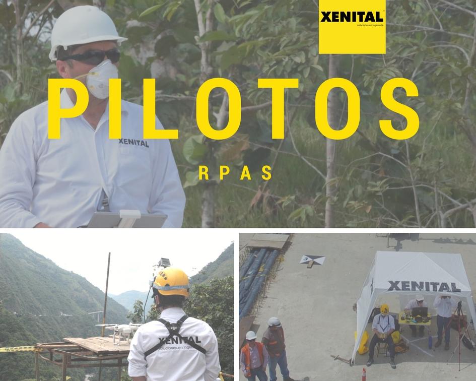 PILOTOS - Nosotros