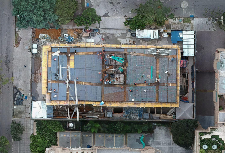 planos récord de construcción o planos asbuilt